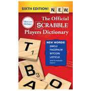 Scrabble Players Dictionary 6th Ed