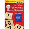 Scrabble Playr Dictionry Paperback 6th Ed