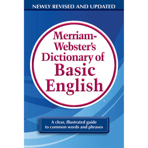 (2 Ea) Merriam Websters Dictionary Of Basic English
