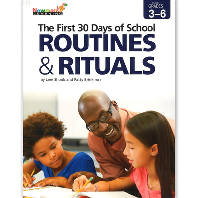 Routines And Rituals Gr 3-6 Book First 30 Days Of School