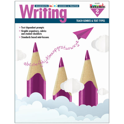 (2 Ea) Mini Lessons & Practice Writng Gr 2 Meaningful