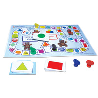 Math Readiness Game Exploring Shape Learning Center
