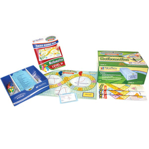 Mastering Math Skills Games Class Pack Gr 8