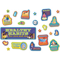 (2 St) Healthy Habits Bb Set - 38 Pieces