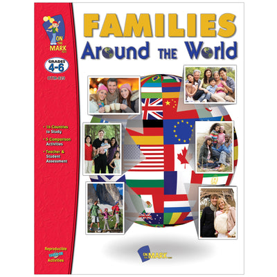 Families Around The World Gr 4-6