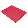 Construction Paper Scarlet 18x24 50 Sheets