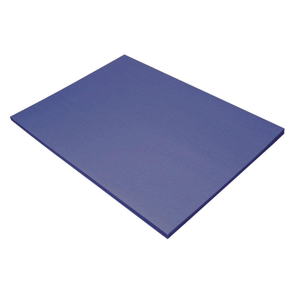 Construction Paper Dark Blue 18x24 50 Sheets