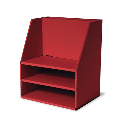 Classroom Keepers Desk Organizr Red