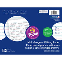 (2 Rm) Dnealian Multi-program Gr 1 Handwriting 10.5x8.5 Long