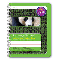 Primary Journal 5-8in Ruled Picture Story Spiral Bound - Student Spotlight