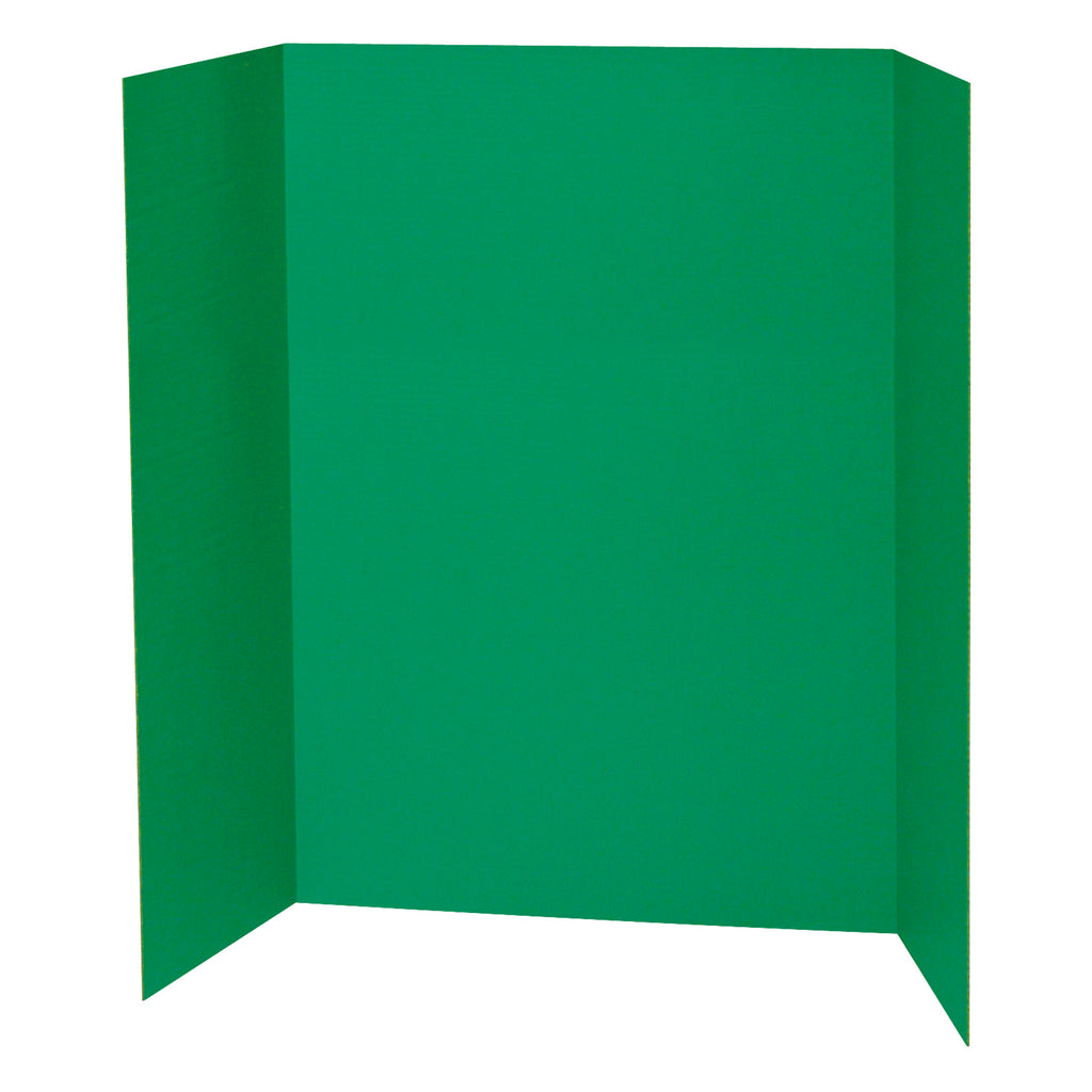 (6 Ea) Green Presentation Board 48x36
