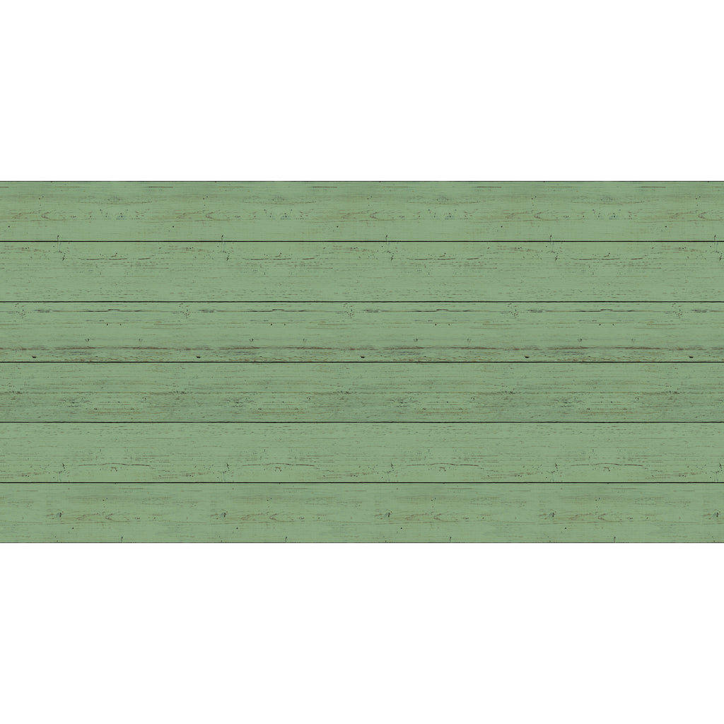 Fadeless Design Roll Mint Shiplap 48inx50ft