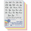 1 Ruled Cursive Cover 25 Ct 24 In X 32 In Assorted