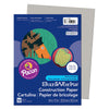 Sunworks 9x12 Gray 50ct Construction Paper