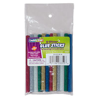 (6 Ea) 12pk Hot Glitter Glue Sticks