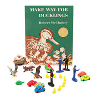 Make Way For Ducklings 3d Storybook