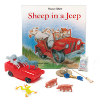 Sheep In A Jeep 3d Storybook