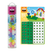 Big Tube & Baseplate Bundle Pastel - Student Spotlight