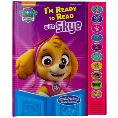 (3 Ea) Im Ready To Read Paw Patrol Skye