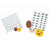 Eyeball Stickers Large Eyes