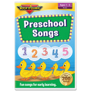 Preschool Songs Dvd
