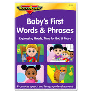 Babys First Words Dvd Expressing Needs Bedtime & More - Student Spotlight