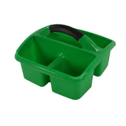 Deluxe Small Utility Caddy Green
