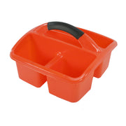 Deluxe Small Utility Caddy Orange