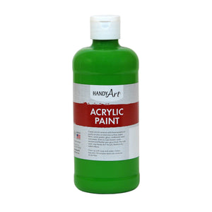 Acrylic Paint 16 Oz Light Green