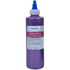 Washable Glitter Glue 8 Oz Violet Handy Art