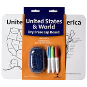 World-usa Dry Erase Activity Lap Board