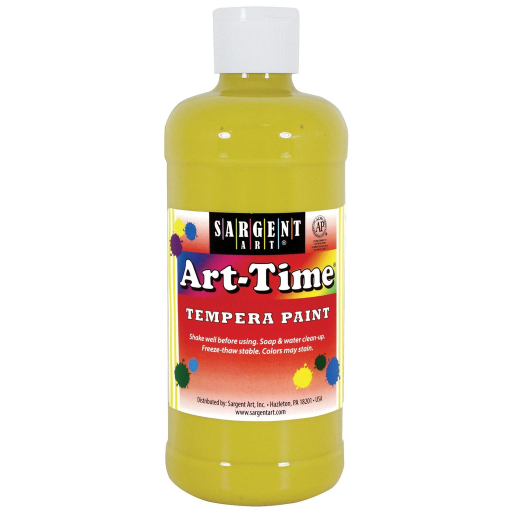 Yellow Art-time 16 Oz