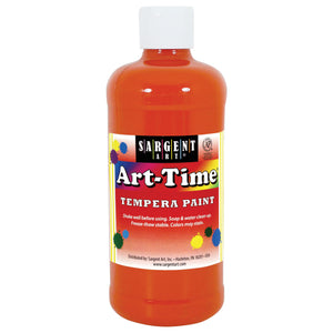 (12 Ea) Orange Art-time 16 Oz
