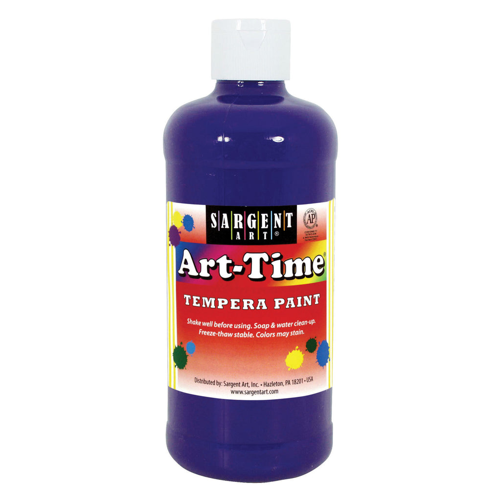 Violet Art-time 16 Oz