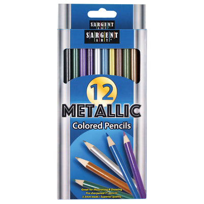 Metallic Colored Pencils