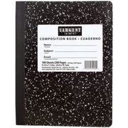 100sht 7.5 X 9 3-4 Hard Cover Composition Notebook - Student Spotlight