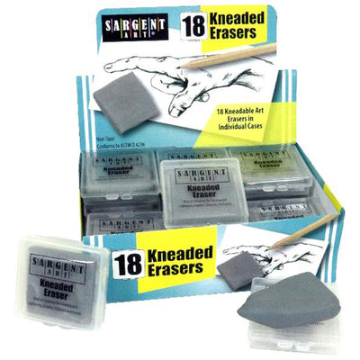 Kneaded Erasers Class Pack Of 18 - Student Spotlight