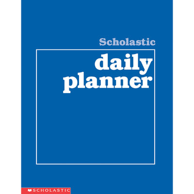 (3 Ea) Scholastic Daily Planner Gr K-8
