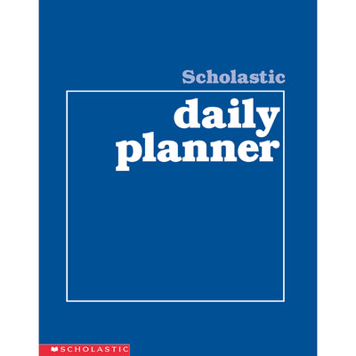 (6 Ea) Scholastic Daily Planner Gr K-8