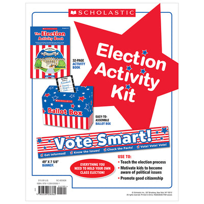 Election Activity Kit Interactive Materials