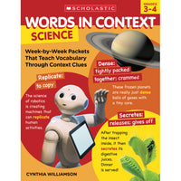 Words In Context Science