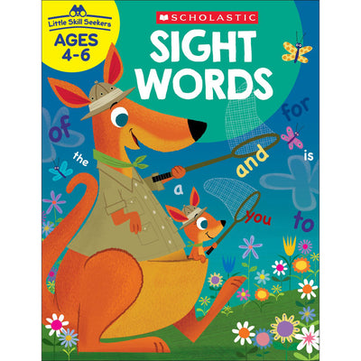 Little Skill Seekers Sight Words - Student Spotlight