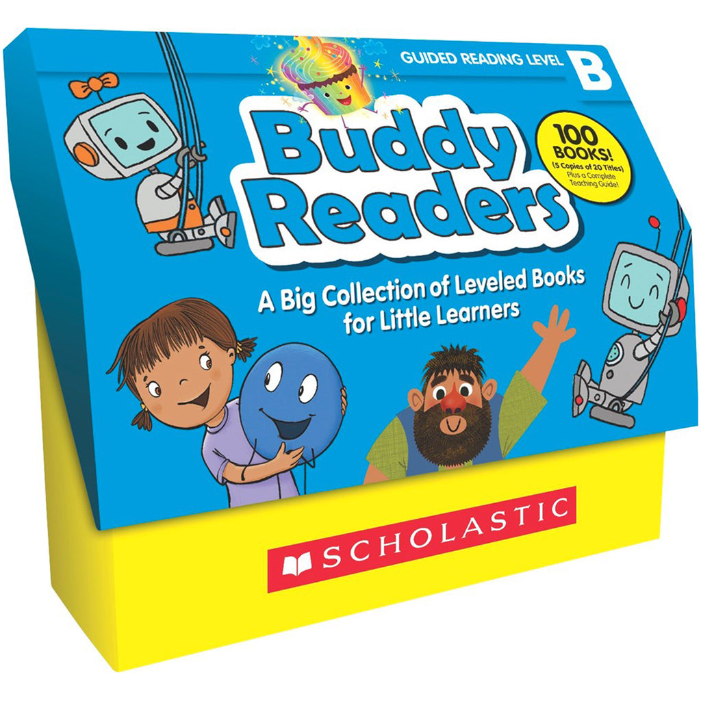 Buddy Readers Classroom Set Level B