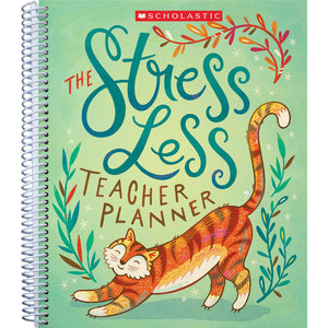 (2 Ea) The Stress Less Teacher Planner