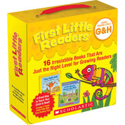 First Little Readers Levels G & H - Student Spotlight