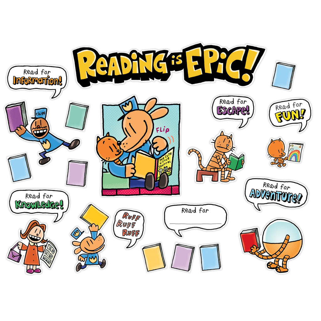 Bba Dog Man Epic Reading