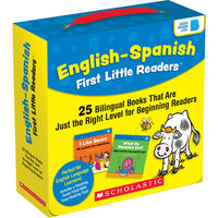 English-spanish Reading Level B First Little Readers
