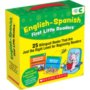 English-spanish Reading Level C First Little Readers