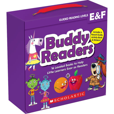 Buddy Readers Levels E & F