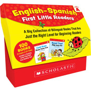 Engl Span 1st Little Readers Lvl A